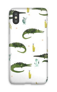 Crocodile Dundee case IPhone X