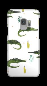 Cocodrilos funda Galaxy S9