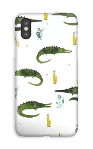 Crocodile Dundee case IPhone XS