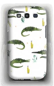 Krokotiili kuoret Galaxy S3