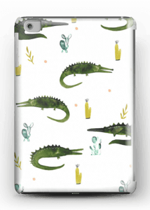 Krokotiili kuoret IPad mini 2