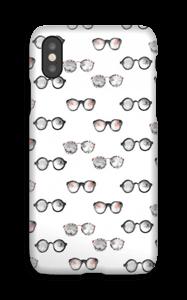 Petites Lunettes Coque  IPhone X