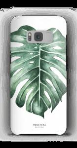Monstera Deliciosa case Galaxy S8