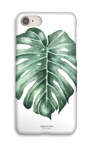 Monstera Deliciosa  kuoret IPhone 8