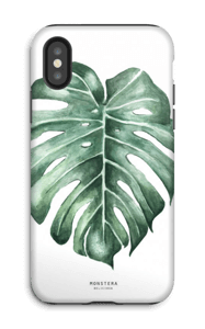 Monstera Deliciosa skal IPhone X tough