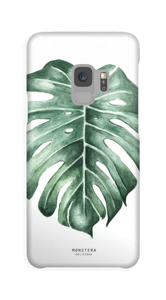 Monstera Deliciosa case Galaxy S9