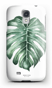 Monstera Deliciosa case Galaxy S4