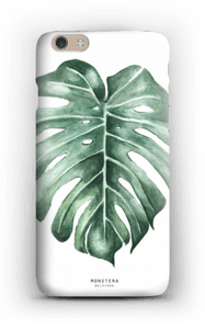 Monstera Deliciosa case IPhone 6 Plus