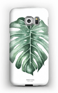 Monstera Deliciosa  Handyhülle Galaxy S6 Edge