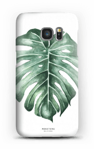 Monstera Deliciosa  Handyhülle Galaxy S7