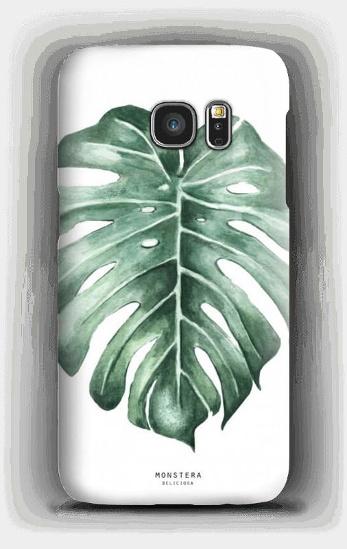 Monstera Deliciosa  Handyhülle Galaxy S7