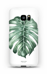 Monstera Deliciosa case Galaxy S7 Edge
