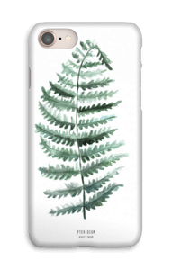 Pteridium Aquilinum Coque  IPhone 8