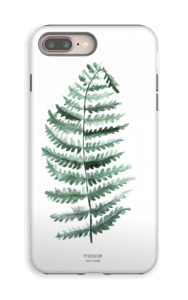 Pteridium Aquilinum case IPhone 8 Plus tough