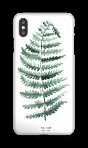 Pteridium Aquilinum  hoesje IPhone XS Max