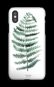 Pteridium Aquilinum case IPhone XS