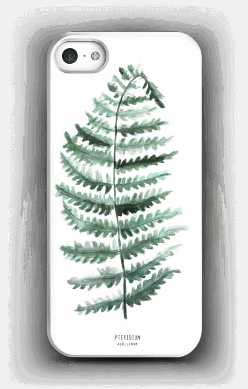 Pteridium Aquilinum case IPhone SE