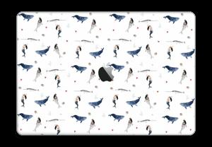 """Au fond de la mer Skin MacBook Pro 15"""" 2016-"""