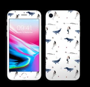 Goeds uit de zee Skin IPhone 8