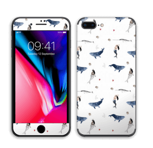 Goeds uit de zee Skin IPhone 8 Plus