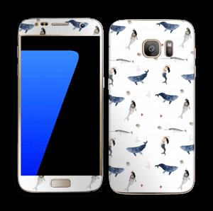 Goeds uit de zee Skin Galaxy S7