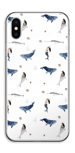 Au fond de la mer Skin IPhone X