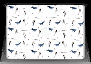 "Deep deep down Skin MacBook Pro 13"" -2015"