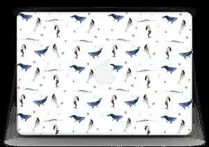 """Goeds uit de zee Skin MacBook Air 13"""""""