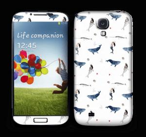 Deep deep down Skin Galaxy S4