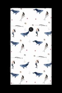Goeds uit de zee Skin Nokia Lumia 920
