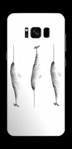 Narvales Vinilo  Galaxy S8
