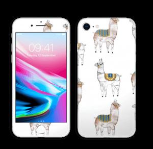 Alpaca Skin IPhone 8