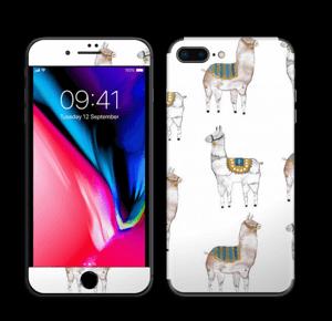Alpaca Skin IPhone 8 Plus