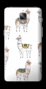 Luddig alpacka Skin OnePlus 3