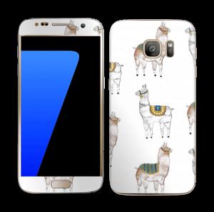 Alpaca Skin Galaxy S7
