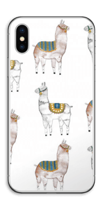 Alpacas Vinilo  IPhone X