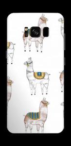 Alpacas Vinilo  Galaxy S8