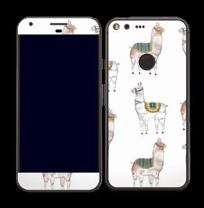 Alpagas Skin Pixel XL