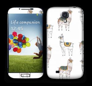 Soft Friends Skin Galaxy S4