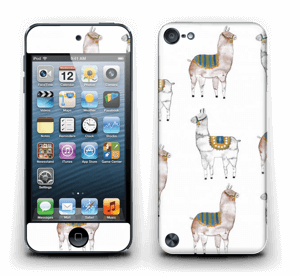Alpaca Skin IPod Touch 5th Gen