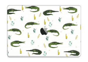 "Crocodiles Skin MacBook Pro 13"" 2016-"