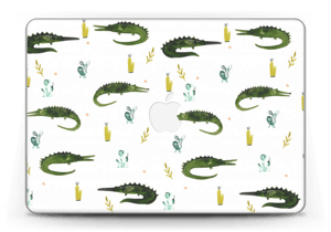 "Crocodiles Skin MacBook Pro Retina 13"" 2015"