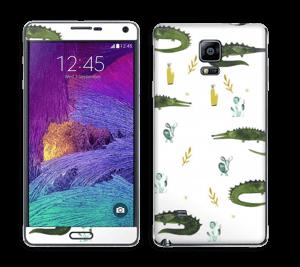Krokodiller Skin Galaxy Note 4