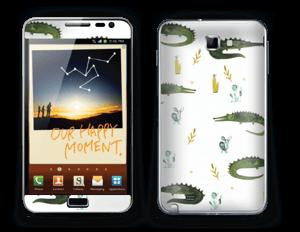 Krokodiller Skin Galaxy Note
