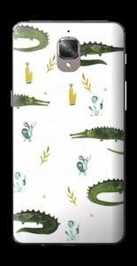Crocodiles Skin OnePlus 3