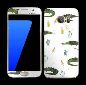 Crocos Skin Galaxy S7