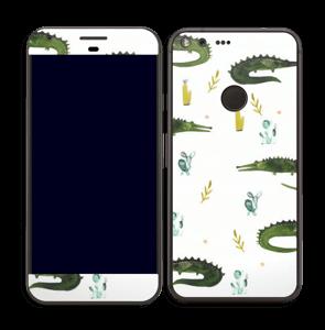 Crocos Skin Pixel XL
