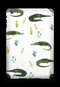 Crocodiles Skin IPad mini 2 back