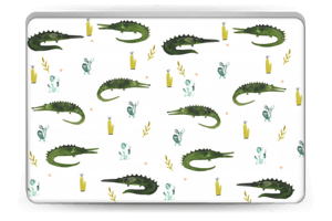Crocodiles Skin Laptop 15.6
