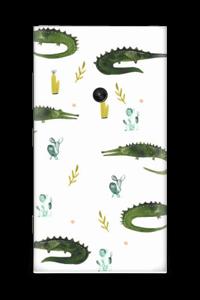 Krokotiili tarrakuori Nokia Lumia 920